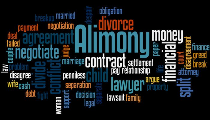 alimony and retirement in florida