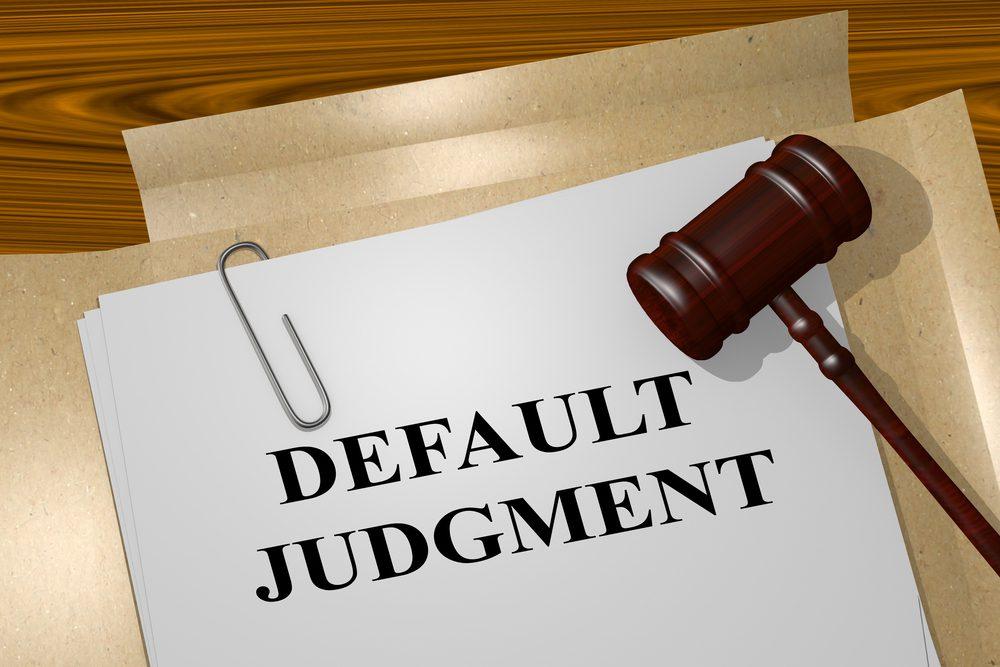 Motion for default Florida divorce