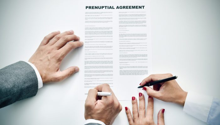 premarital agreement in Florida