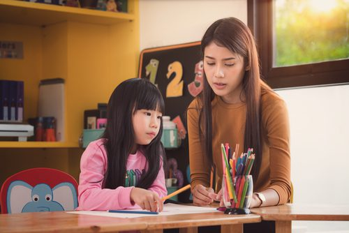 school issues after divorce